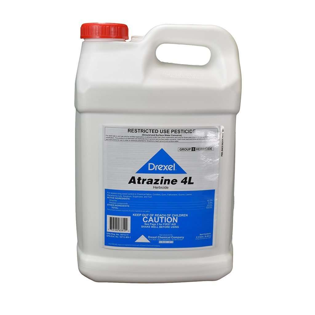 DREXEL Atrazine 4L Herbicide, Feeders Grain and Supply Inc.