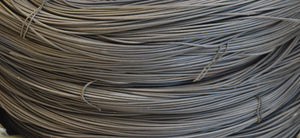 Black and Galvanized Wire