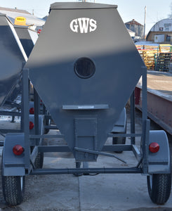 Feeders Grain and Supply Inc.  GWS Bulk Bins, Feeders Grain and Supply Inc.