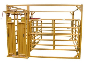 Sioux Steel Calving Pen Care System