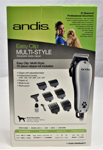 Feeders Grain and Supply Inc.  Andis Easy Clip Multi- Style, Feeders Grain and Supply Inc.