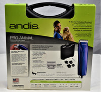 ANDIS Andis Pro- Animal, Feeders Grain and Supply Inc.