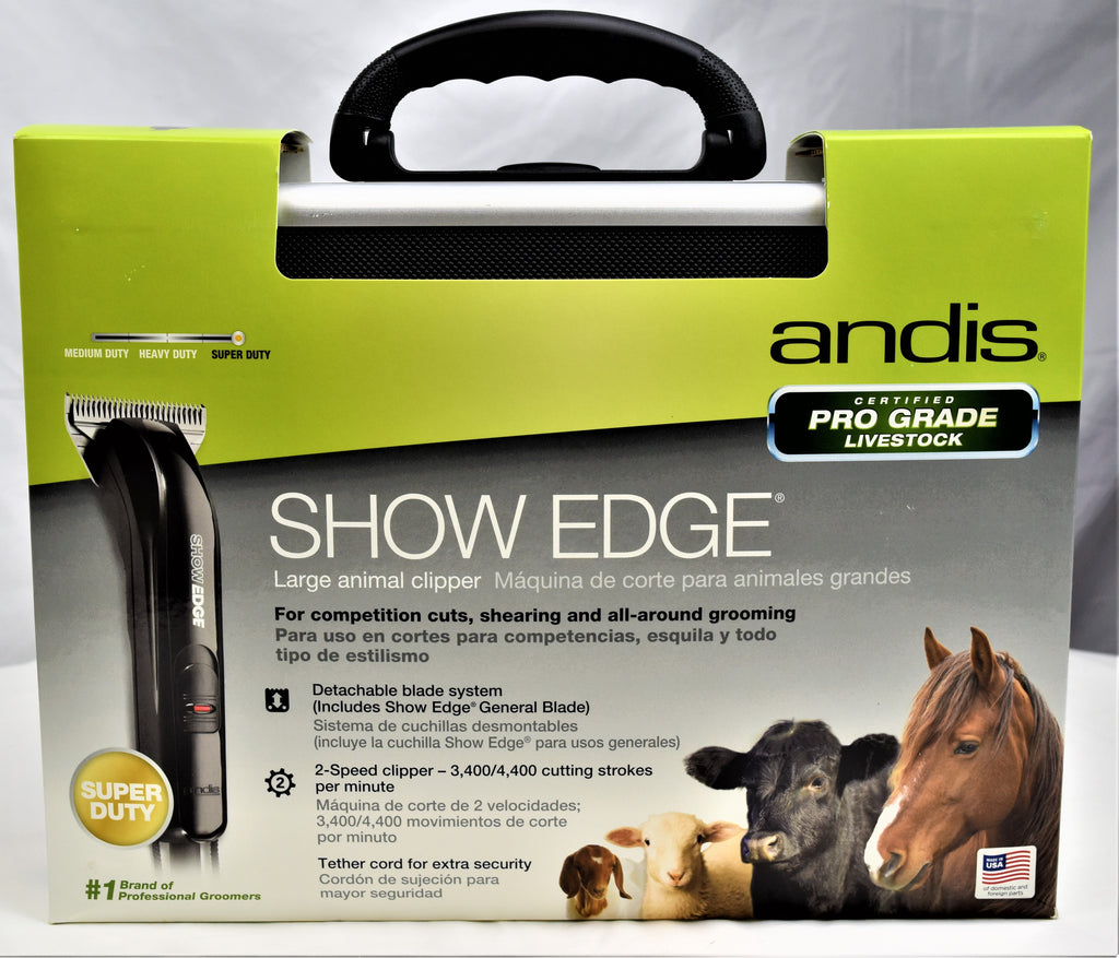 Andis Andis Show Edge, Feeders Grain and Supply Inc.