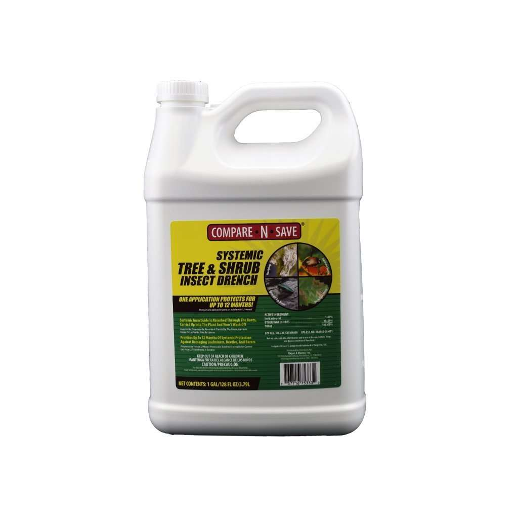 Compare N Save Compare -n- Save Systemic Tree & Shrub Insect Drench, Feeders Grain and Supply Inc.