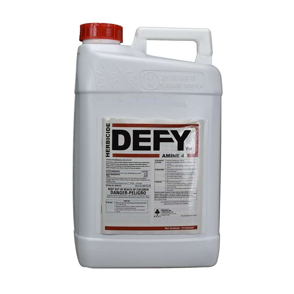 Defy 2, 4-D Amine 4 Herbicide