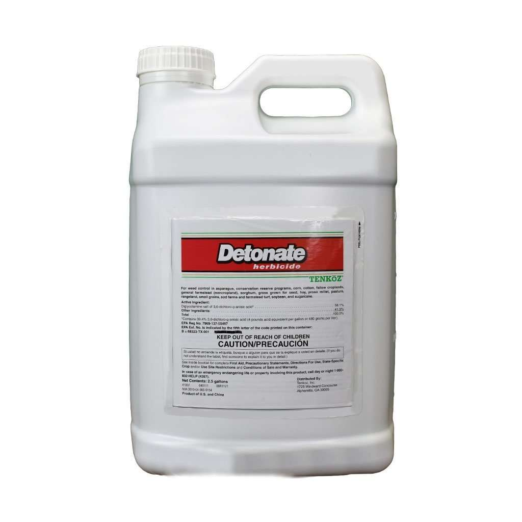 TENKOZ Detonate Herbicide, Feeders Grain and Supply Inc.