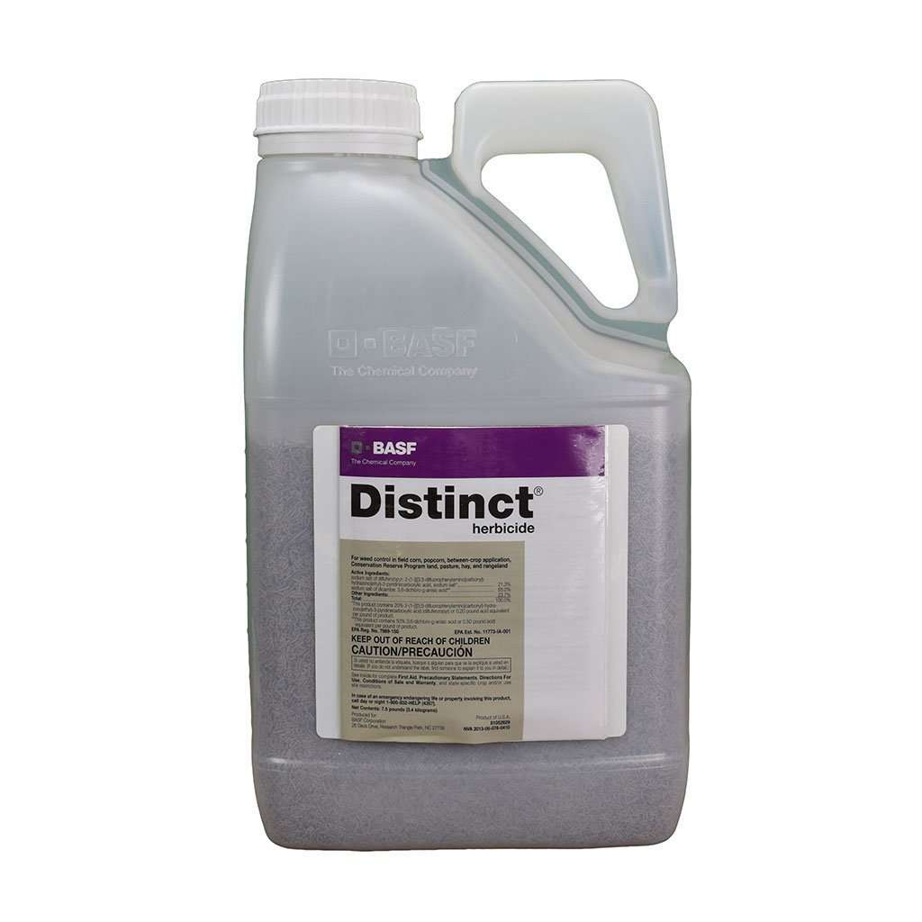 BASF Distinct Herbicide, Feeders Grain and Supply Inc.