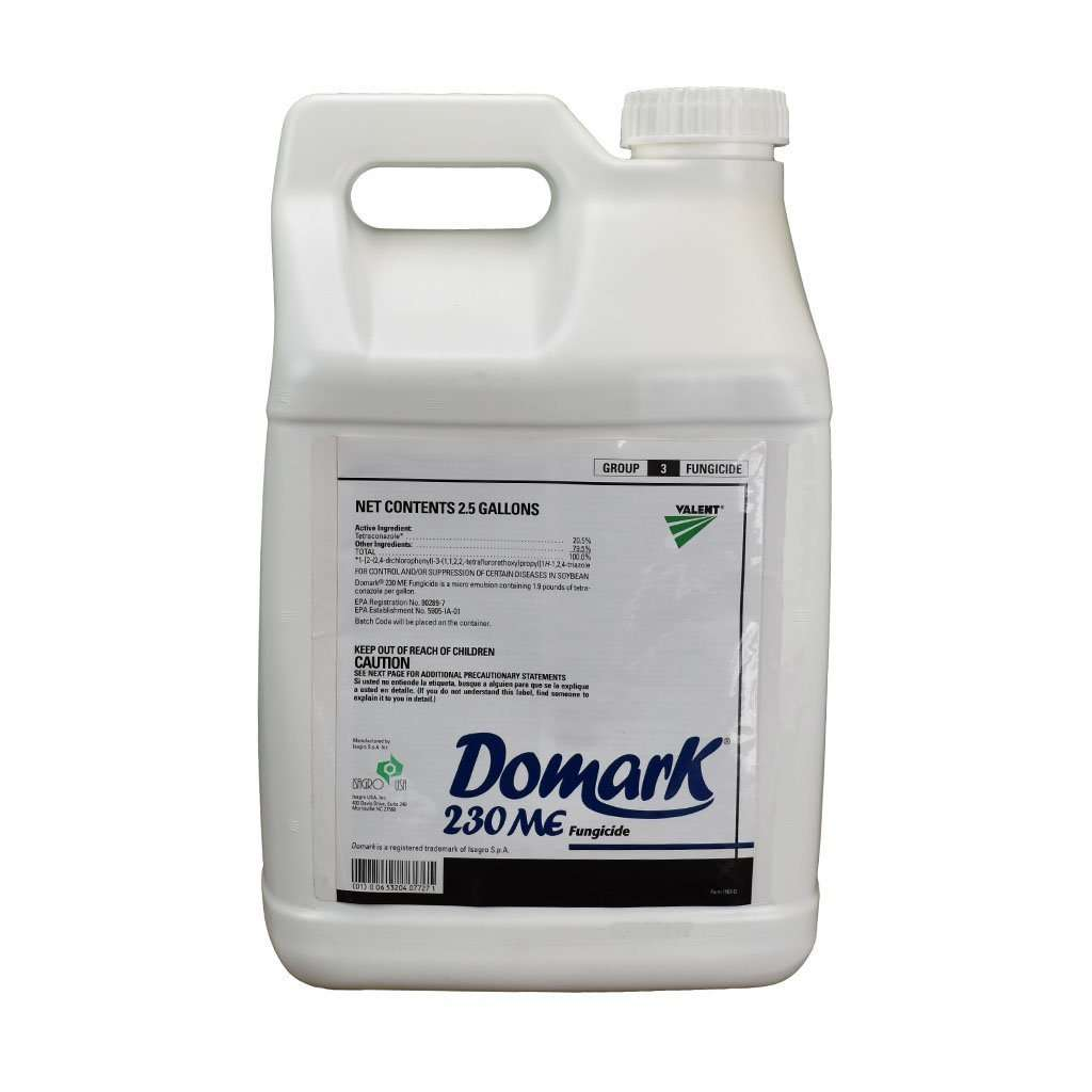 VALENT Domark 230 ME Fungicide, Feeders Grain and Supply Inc.