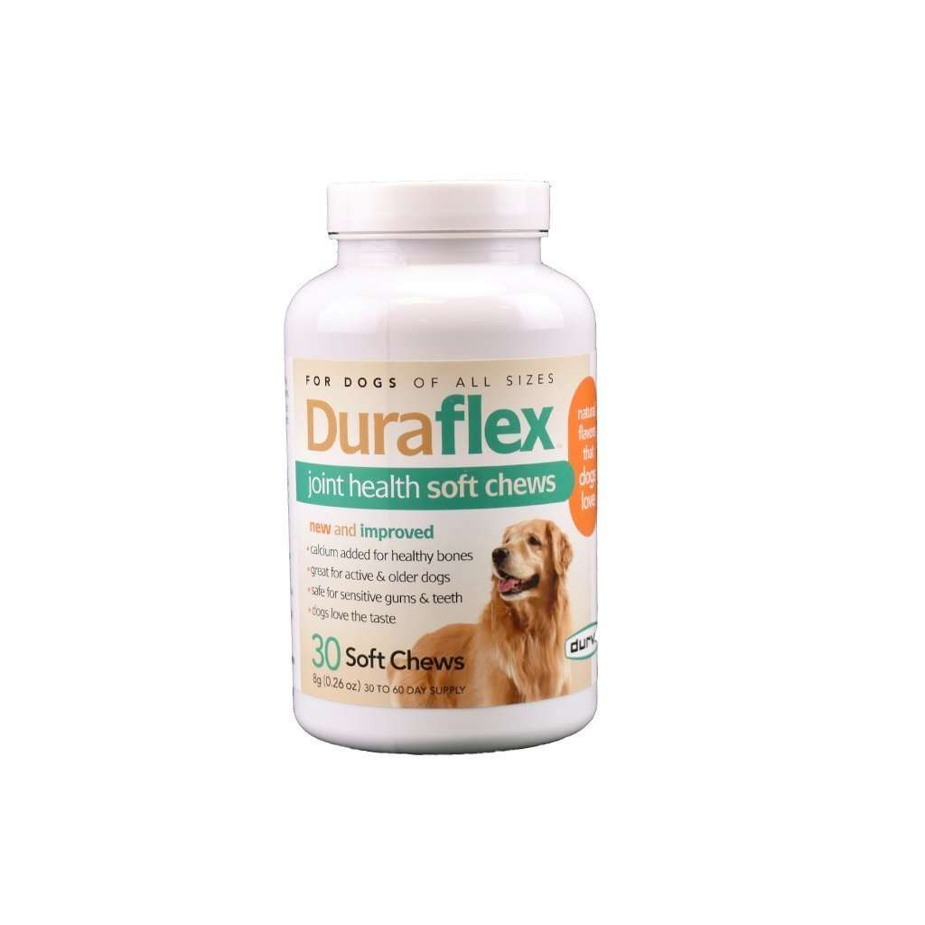 DURVET Durvet Duraflex Joint Health Soft Chews, Feeders Grain and Supply Inc.