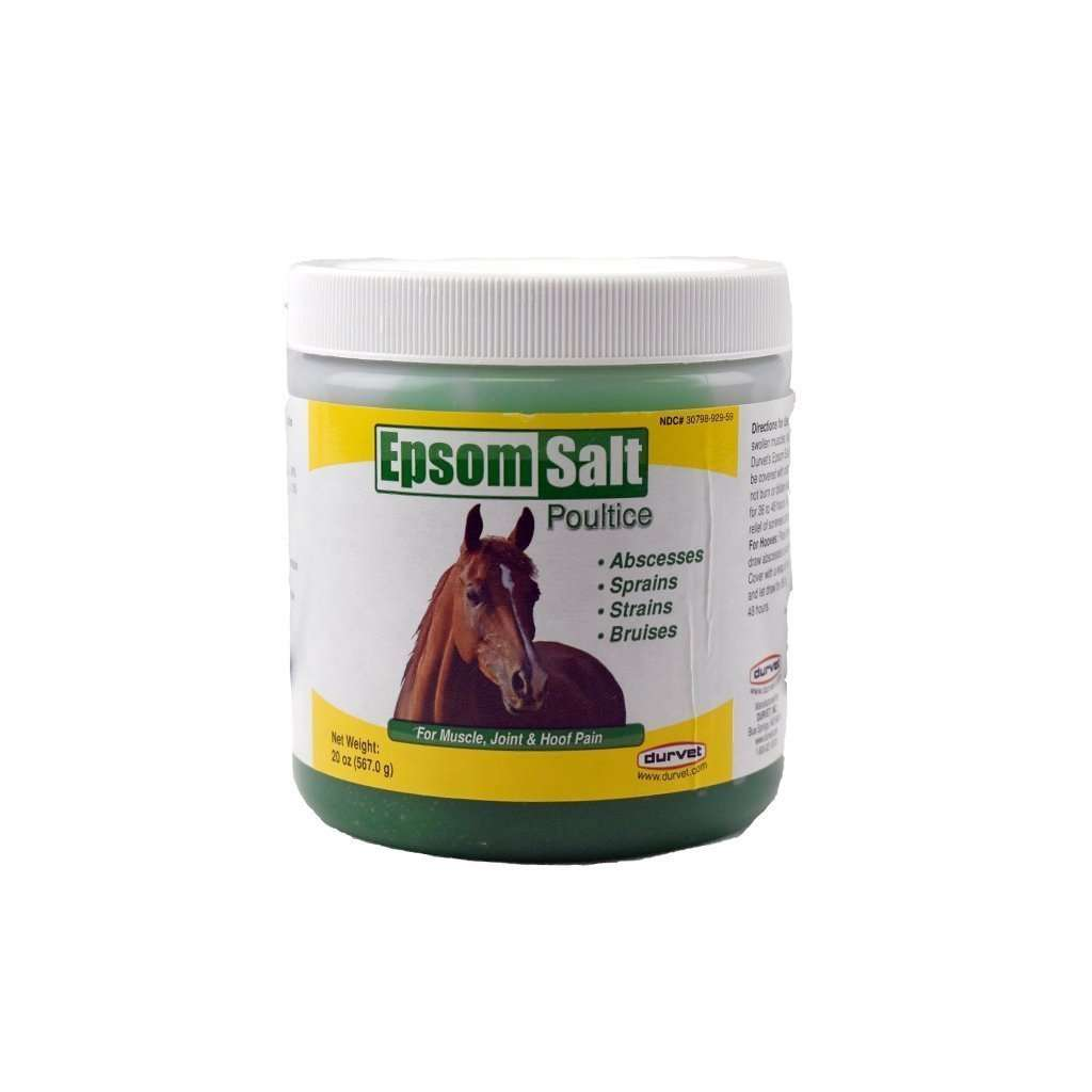DURVET Durvet Epsom Salt Poultice, Feeders Grain and Supply Inc.