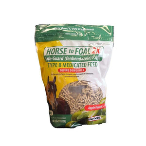 DURVET Durvet Horse to Foal 2X Equine Dewormer, Feeders Grain and Supply Inc.