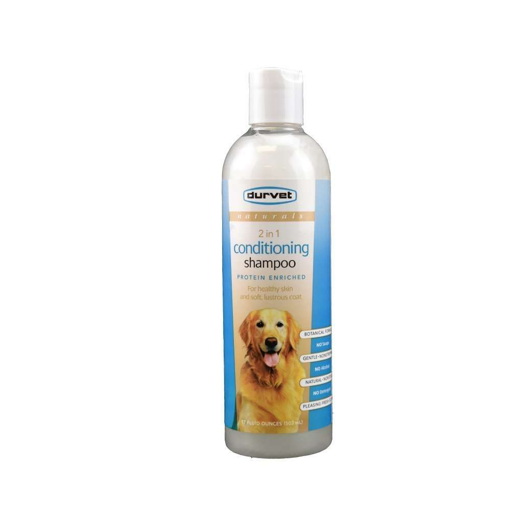 DURVET Durvet Natural Basics 2 in 1 Conditioning Shampoo, Feeders Grain and Supply Inc.