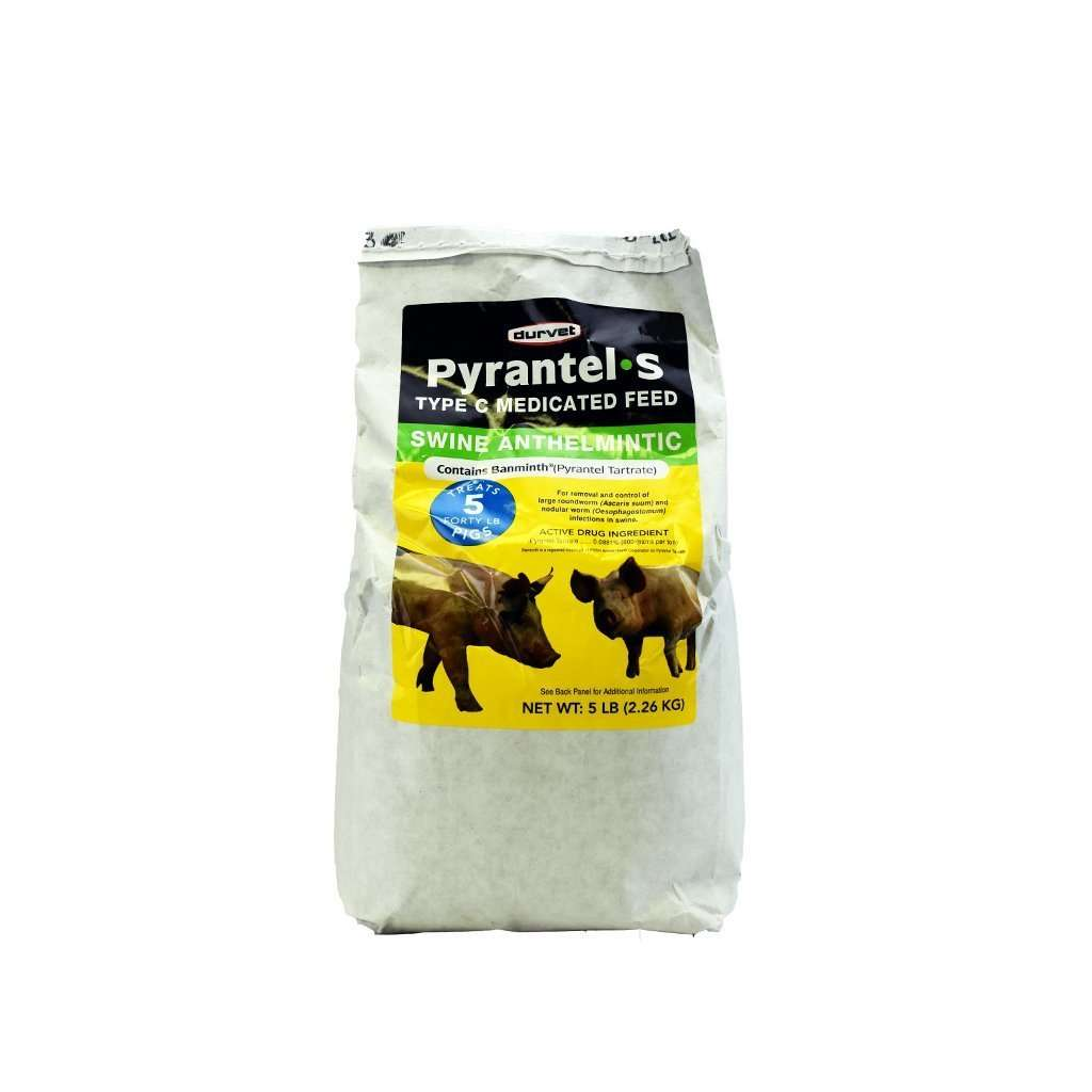 DURVET Durvet Pyrantel S Swine Anthelmintic, Feeders Grain and Supply Inc.
