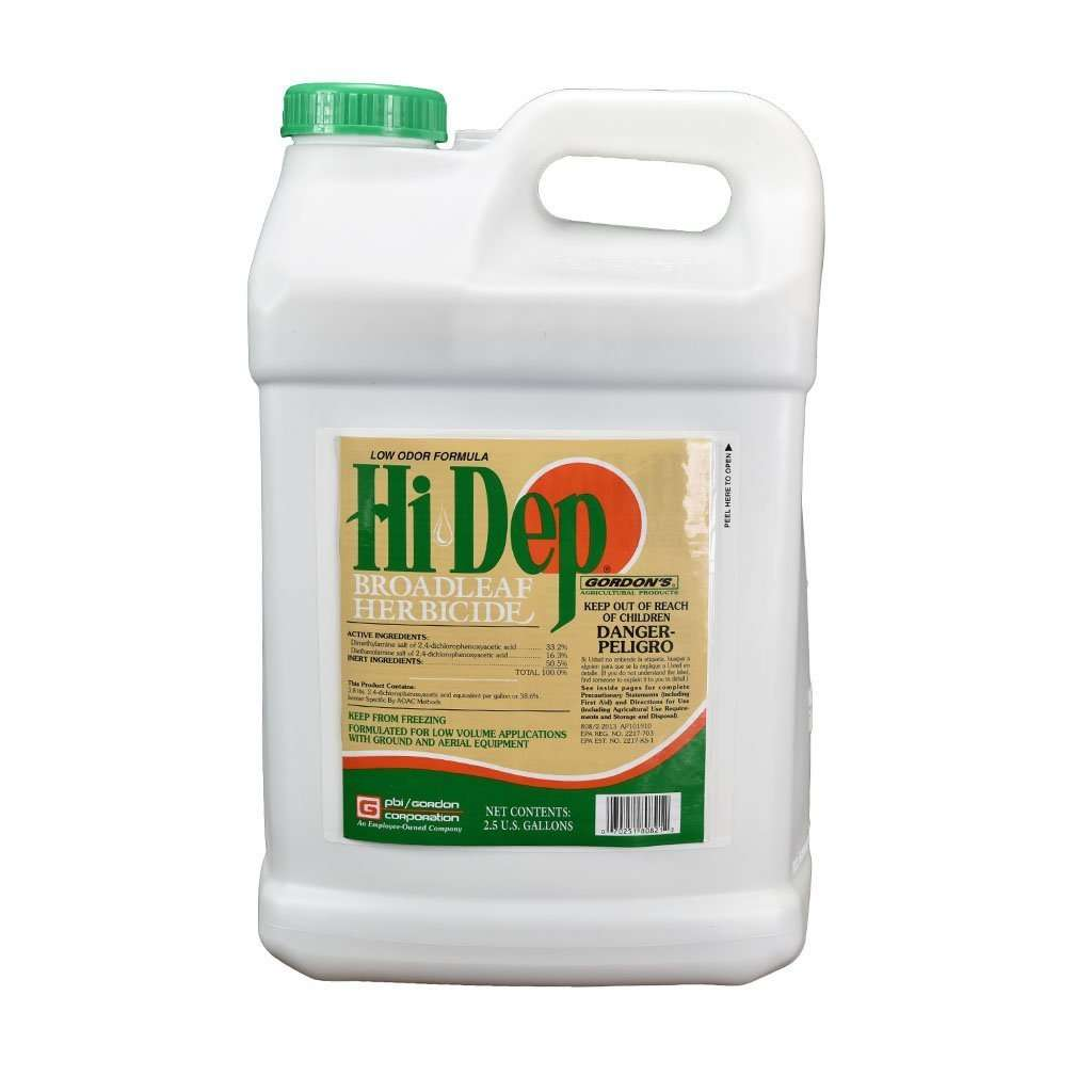 GORDON'S Hi-Dep 2, 4-D Herbicide, Feeders Grain and Supply Inc.