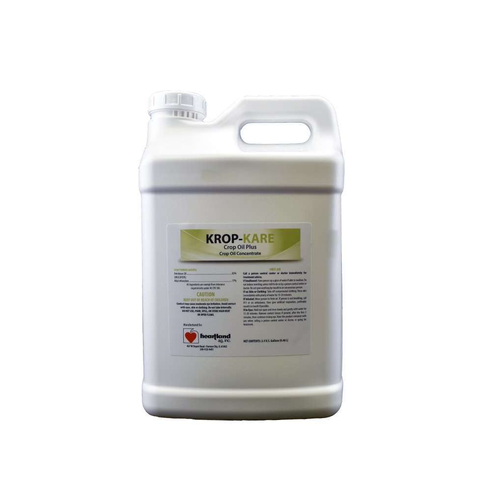 HEARTLAND KropKare Crop Oil Concentrate, Feeders Grain and Supply Inc.