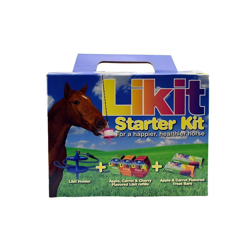 MannaPro Likit Starter Kit, Feeders Grain and Supply Inc.