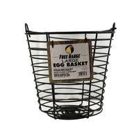MannaPro Harris Farms Free Range Egg Basket, Feeders Grain and Supply Inc.