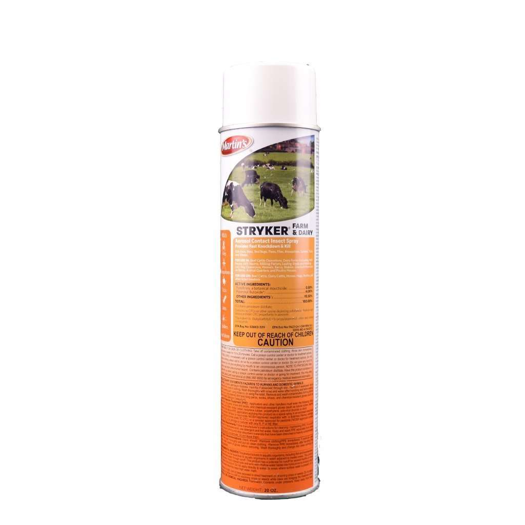 Martin's Stryker Farm and Dairy Aerosol Contact Insect Spray