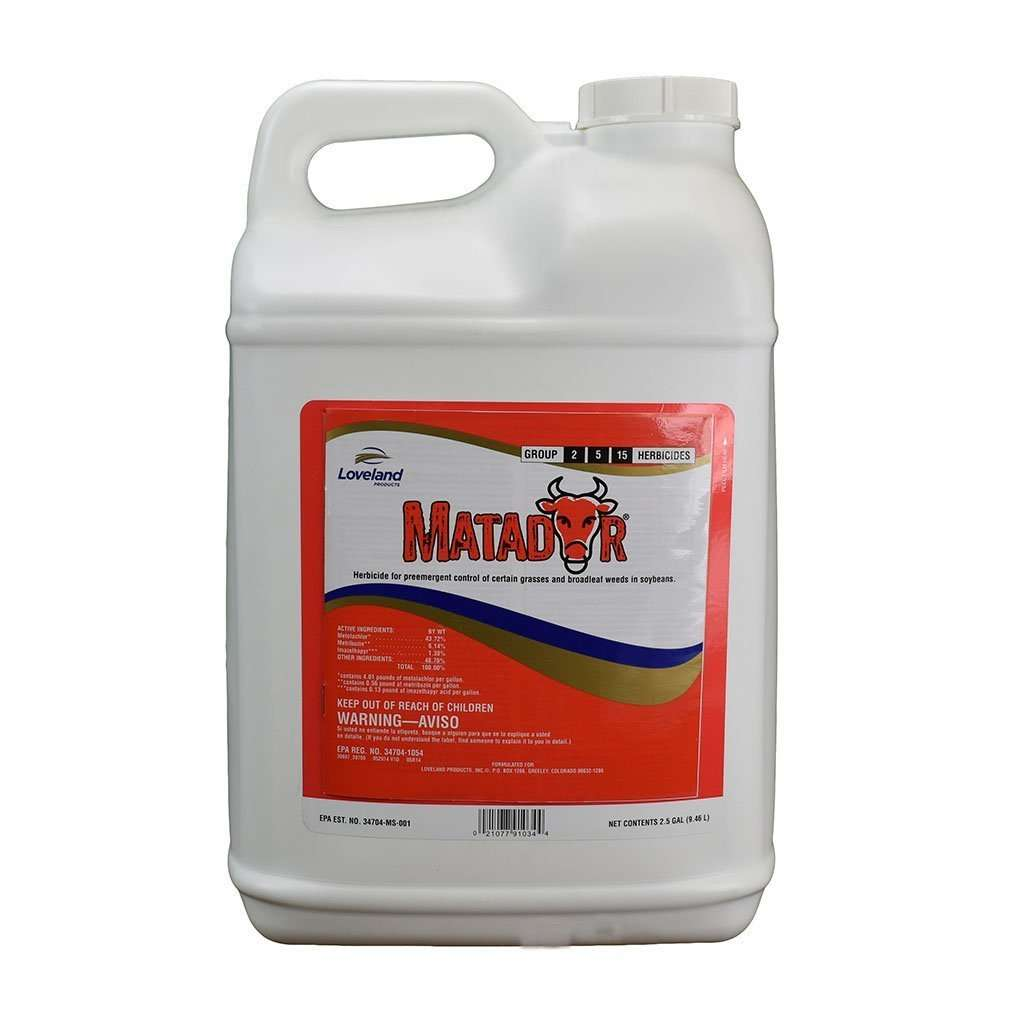 LOVELAND Matador Herbicide, Feeders Grain and Supply Inc.