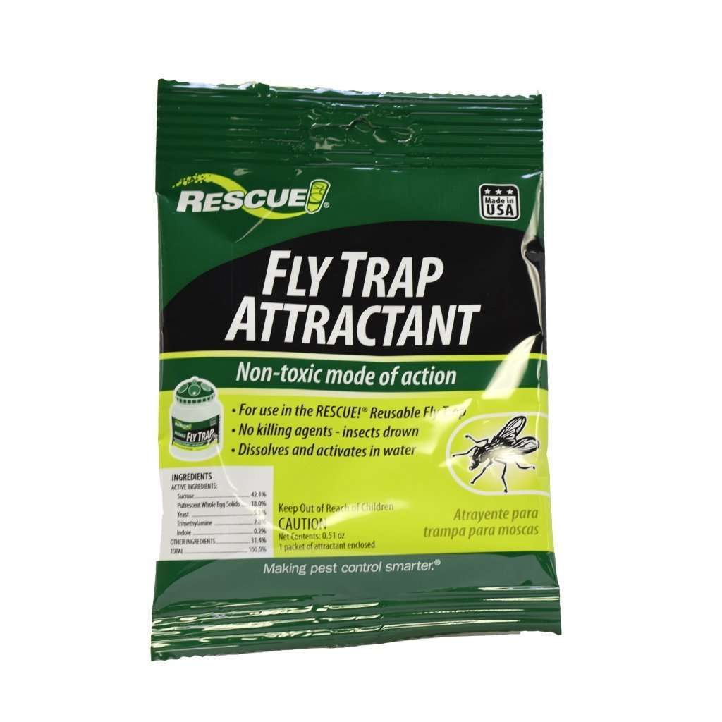 Central Garden & Pet Company Rescue! Fly Trap Attractant, Feeders Grain and Supply Inc.