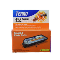 Terro Terro Ant & Roach Baits, Feeders Grain and Supply Inc.