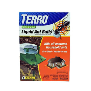 Woodstream Corp. Terro Outdoor Liquid Ant Baits, Feeders Grain and Supply Inc.