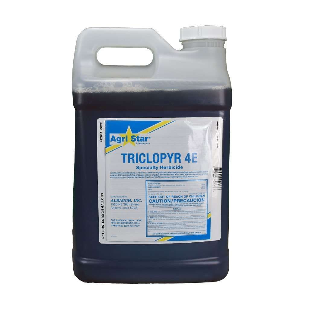 ALBAUGH, LLC Triclopyr 4E Herbicide, Feeders Grain and Supply Inc.