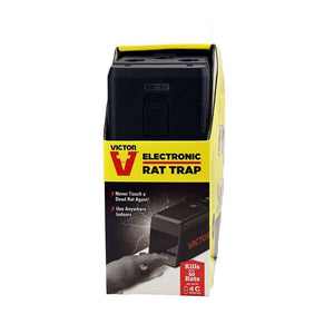 Woodstream Corp. Victor Electronic Rat Trap, Feeders Grain and Supply Inc.