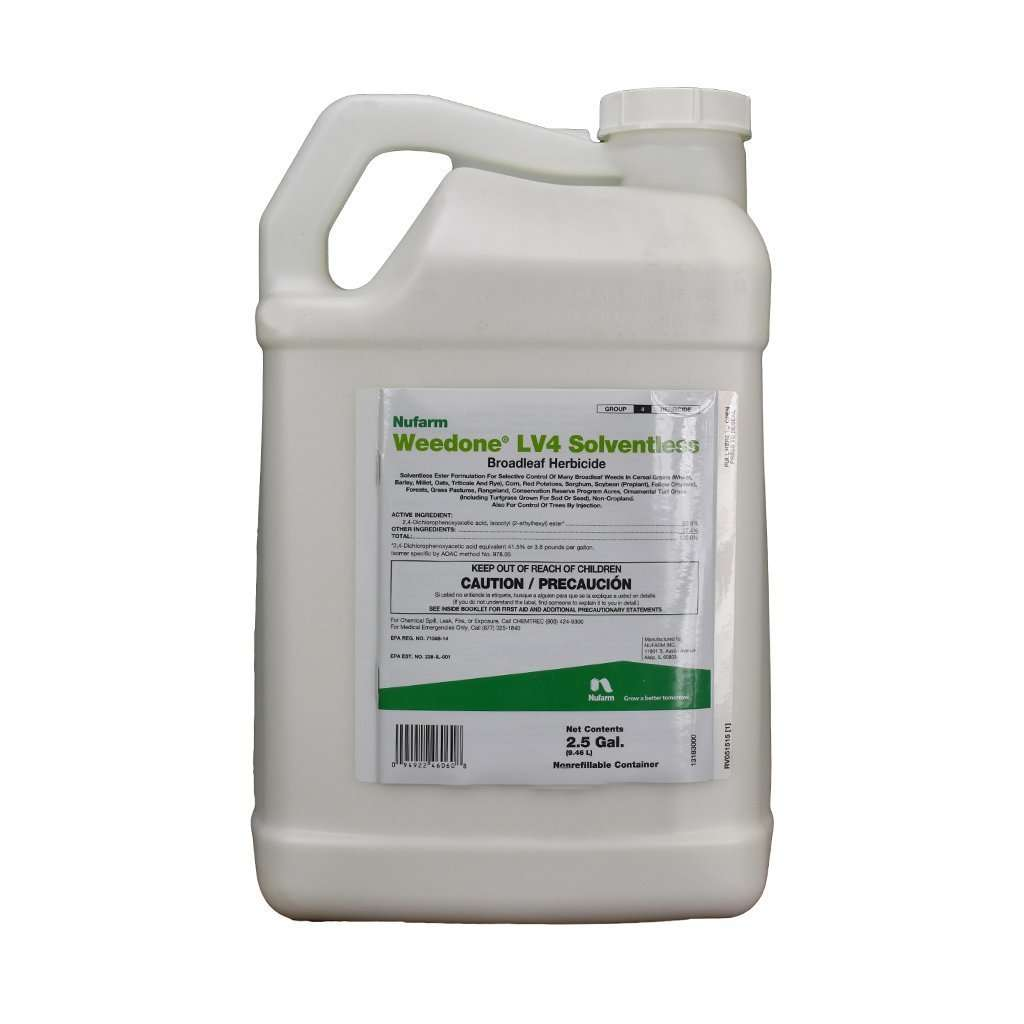 NUFARM Weedone LV4 Solventless Herbicide, Feeders Grain and Supply Inc.