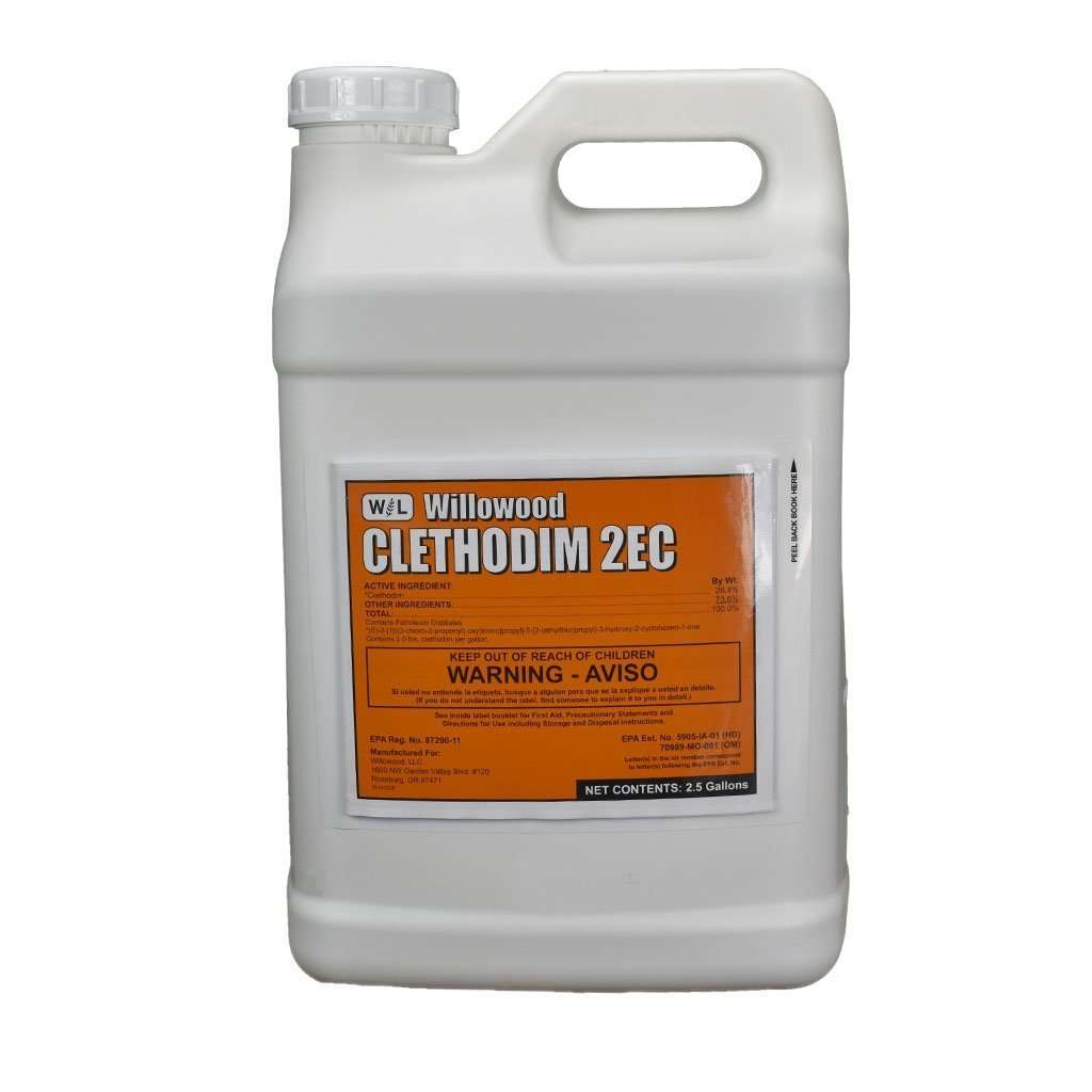 WILLOWOOD Willowwood Clethodim 2EC Herbicide, Feeders Grain and Supply Inc.