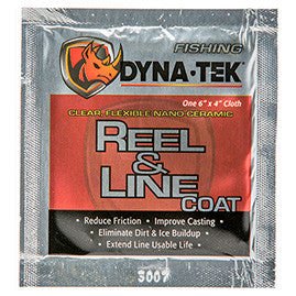 Dyna-Tek Reel & Line Coat - Build to Fish