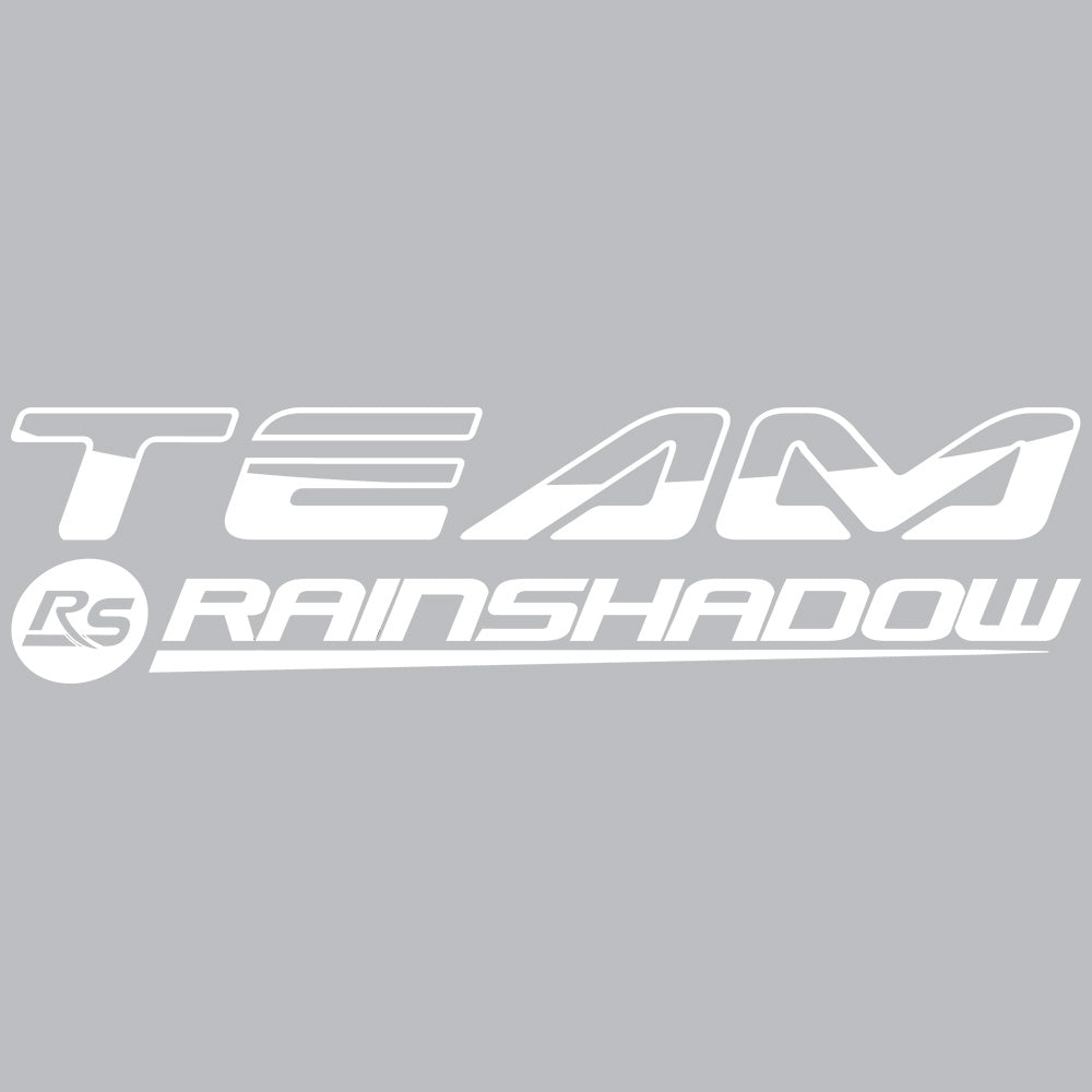 Team RainShadow Decals - Build to Fish