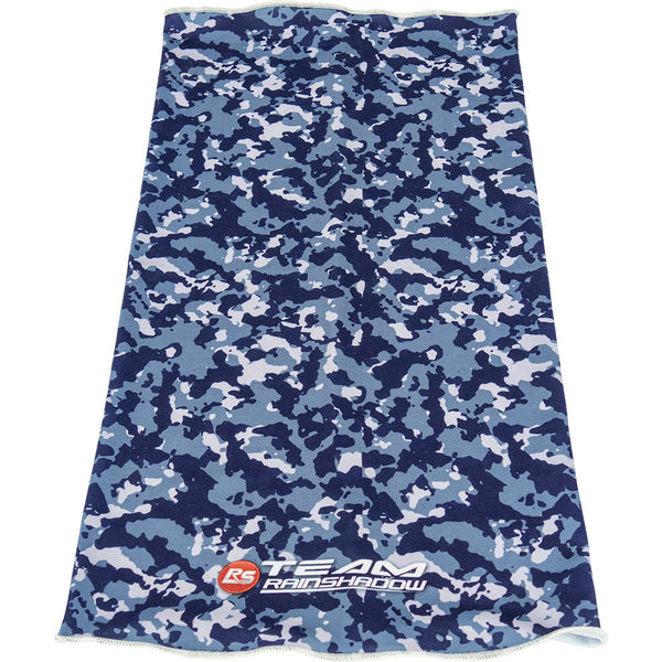Blue Camo Neck Gaiter - Build to Fish