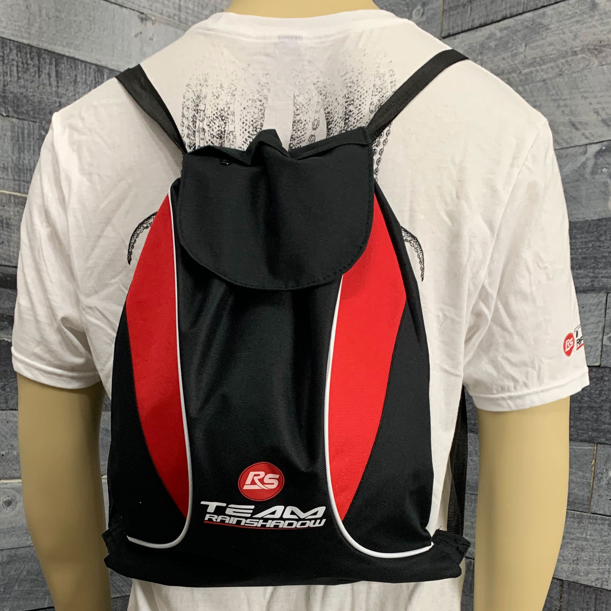 Team RainShadow Cinch Sport Pack Drawstring Bag
