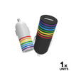 Image of Rainbow Car Charger