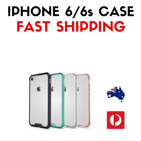 Protective iPhone 6/6s Case