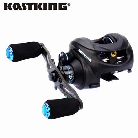 KastKing Assassin Dual Brake Baitcasting Reel