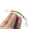 Image of Laser Sinking Slowly Minnow Fishing Lure