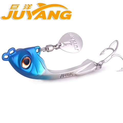 Fishing lures spoon metal baits hard fishing lure