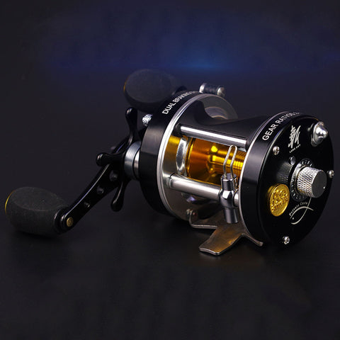 Spinning metal Right Left Hand Bait Casting Fishing Reel