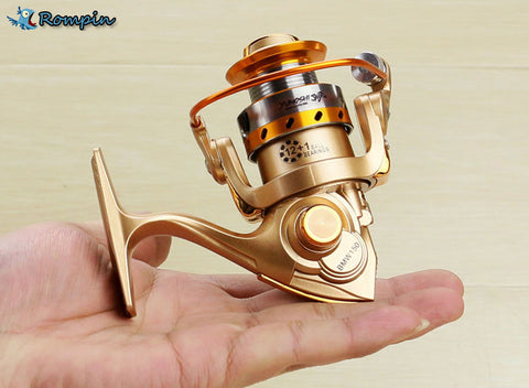Mini fishing reel