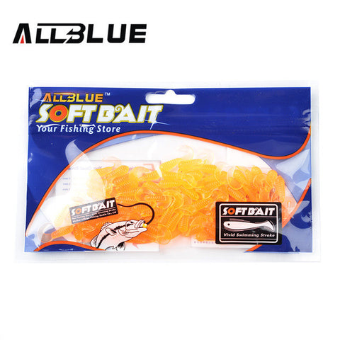 ALLBLUE Mini Fishing Lure Soft Bait Lure