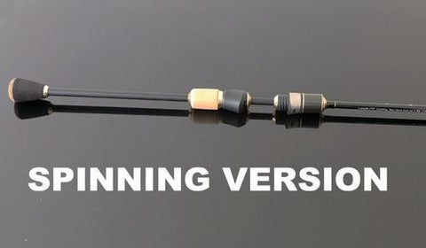 Casting Spinning Fishing Rod Fast Action