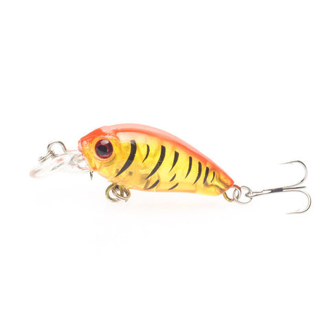 Crankbait Plastic Wobbler Fishing Lure