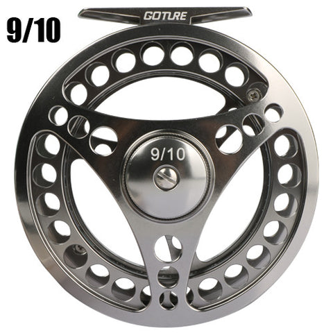 Fly Fishing Reel with bag