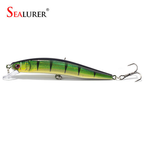 SEALURER Fishing lure Exported to Japan Artificial    Minnow Bait 10cm.7.5g Cran