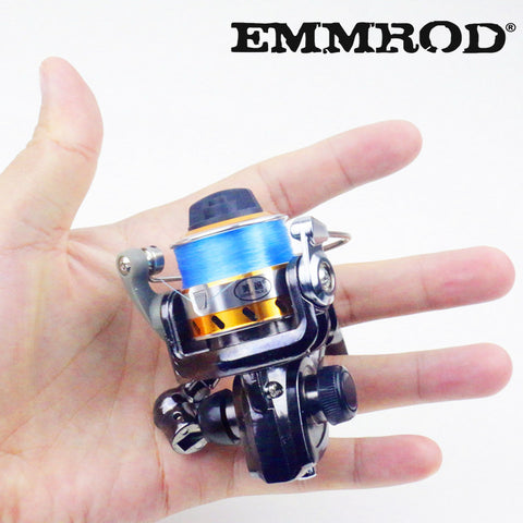 MINI100 Technology Fishing Reel Small Spinning Reel