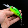 Image of 1pcs Crank Fishing Lure Artificial Hard Baits 10cm/15g Crankbait Jerkbait Wobble