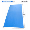 Image of 2 Pcs Microfiber Beach towel