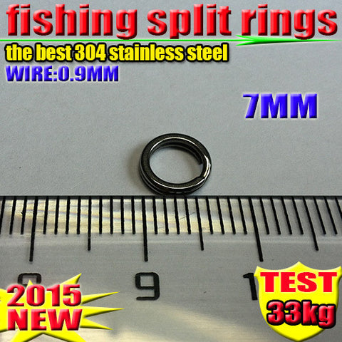 shop fishing split rings online